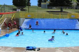 Boating, fishing and water skiing are popular activities. Everyone In The Pool Rock Springs Wading Pools First Day Fun Wyo4news