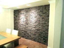 brick tiles for interior walls faux stone wall panels that replicate the look of tile backsplash