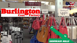 burlington coat factory sawgr mills miami sunrise fl