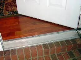front door thresholdHelp With FRONT DOOR Thresholdpictures  General DIY