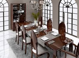 dining sets with chairs limited time offer free in home premium delivery luxurious rectangular in wood fabric seats plete dining room sets