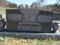 Buford Brewer (1905-1989) - Find A Grave Memorial
