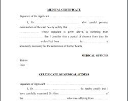 Fitness For Work Certificate Sample Fitness Pinterest Certificate