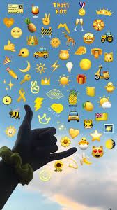 Emoji Iphone Wallpaper posted by ...