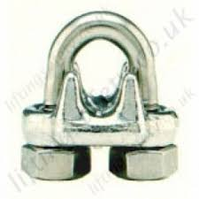 Uncategorized  Great Photo Clips Wire Shop Hillman Wire Rope Bulldog Clamp Wire Rope