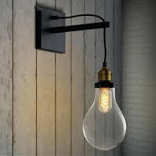 bedroom wall lamps bedroom wall lighting bedroom wall light fixtures luxury new arrival vintage bulb shape