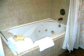 sterling whirlpool tub shower combo jetted home depot combinations corner bathtub with bathrooms inspiring show