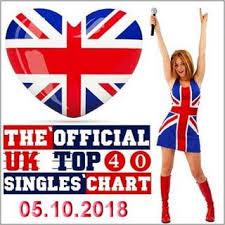 Top 40 Compilation Chart Va The Official Uk Top 40 Singles Chart 05 October 2018