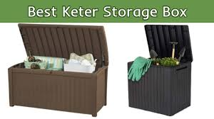 best keter storage box ers guide
