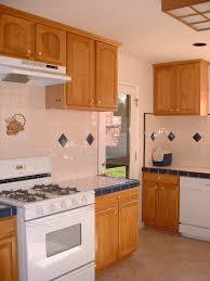 Small Picture Honey Oak Kitchen Cabinets With Granite Countertops Kutsko Kitchen