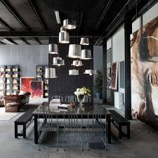 Loft Design Milan Loft Design Takes Black Metal To The Next Level Freshomecom