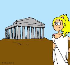 Resultado de imagen de GRECIA DIBUJOS