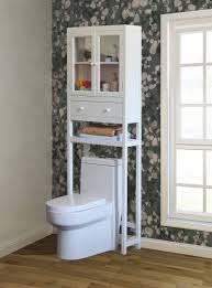 Space Saving Cabinet Furniture Great Space Saver Over The Toilet Cabinet Two Small