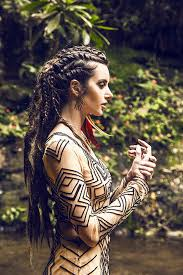Hairstyle For Girls 60 Stunning Qual é A Sua Tribo Pinterest Editorial Dreads And Hair Style