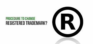 Registered Symbol Procedure To Register Or Change Your Trademark Hsa