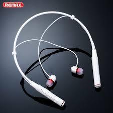 Remax <b>S6 Bluetooth Headphones</b>,Neckband Earbuds HD Stereo ...