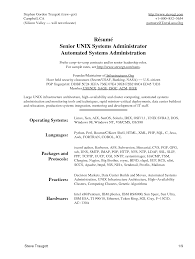 Personnel Security Specialist Sample Resume Bunch Ideas Of Linux System Engineer Sample Resume About Personnel 18