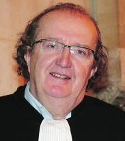 Philippe Lagarde (gauche) et <b>Marc Geiger</b>, avocats des parties civiles - PN-608198