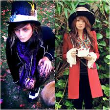 mat hatter alice in wonderland costume outfit ideas for makeup face paint fancy dress 2016