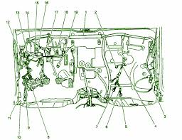 car wiring diagram page  2000 chevrolet metro l4 junction box fuse box diagram