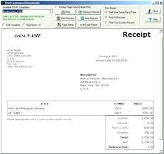 Online Invoice Creator Simple Receipt Making Software Receipt Making Software 48 Best Online