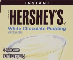 hershey white chocolate pudding. Wonderful White Amazoncom  Hersheyu0027s White Chocolate Instant Pudding 4 Boxes Cooking  And Baking Mixes Grocery U0026 Gourmet Food With Hershey