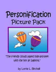 this is an example of personification i love how these m m have personification personification picture pack