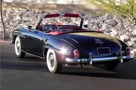 Let's sell your mercedes 190sl today! 1959 Mercedes Benz 190sl Roadster