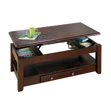image of top lift coffee table