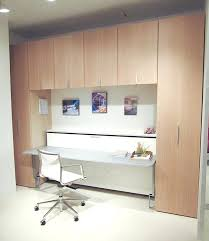 murphy bed office combo. Plain Office Wall Bed With Desk In Custom Furniture Combo Murphy Office K