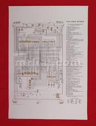 fiat spider wiring diagram fiat image wiring diagram fiat dino 2000 spider wiring diagram 59x84 cm electrical and on fiat spider wiring diagram