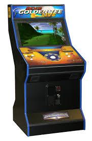 Golden Tee Cabinet Golden Tee Live Golden Tee Golf Arcade Games Monkeys Arcades