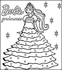 Small Picture barbie coloring pages cute barbie coloring pages for girls