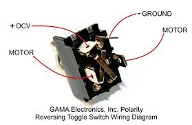 amazon com gama electronics 30 amp toggle switch 3 position reverse amazon com gama electronics 30 amp toggle switch 3 position reverse polarity dc motor control maintained automotive