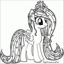 25 Bladeren My Little Pony Equestria Girls Kleurplaat Mandala