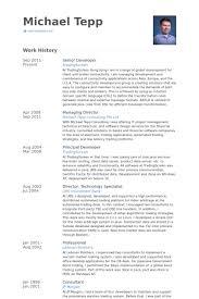 ... Nice Inspiration Ideas Python Developer Resume 10 Senior Developer  Resume Samples ...