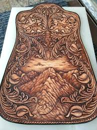 western leather carving patterns craft uk