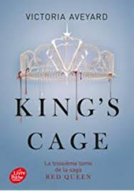 red queen t 03 king s cage
