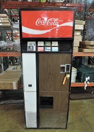 Coca Cola Vending Machine Commercial Stunning Vendo V4848 Vintage Pull Tab Coke Can Soda Pop Vending Machine