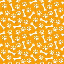 Paw Print Pattern Awesome Inspiration