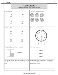 Multiplication Frenzy Worksheet Worksheet Minute Math Multiplication Grass Fedjp Worksheet Study Site 22