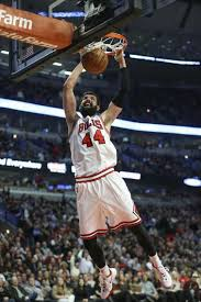 nikola mirotic dunk.  Dunk Nikola Mirotic Dunks The Ball During Second Quarter And Dunk O