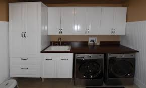 Home Depot Laundry Cabinet Furniture Inspiring Utility Sink Cabinet For Laundry