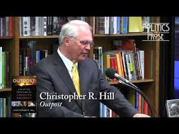 「Christopher R. Hill」の画像検索結果