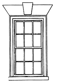 vintage window drawing. pin drawn windows #12 vintage window drawing
