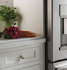 Counter Depth Refrigerator Only Ge Pye22kskss 36 Inch Counter Depth French Door Refrigerator With