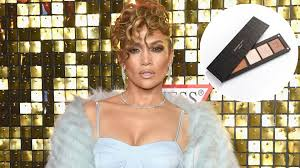 jennifer lopez has a brand new makeup line get a first look