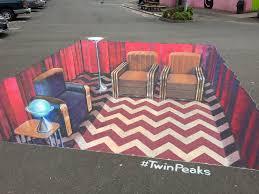 Chalk Art Nate Baranowski