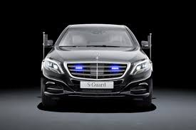 Encyclopedia of cars in pictures. Armored Mercedes S Class Promises Highest Level Of Ballistic Protection