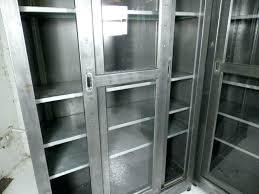 vintage metal cabinet with sliding glass doors sliding door designs bookcase with sliding glass doors white